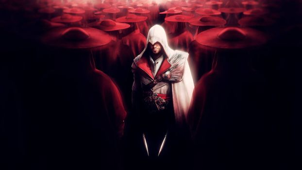 Photo free Assassin Creed, game, character