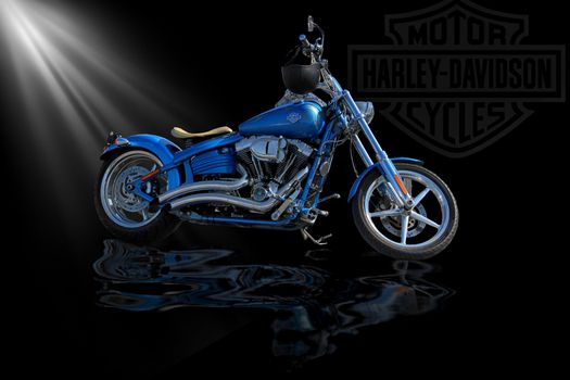 Фото бесплатно Harley, мотоцикл, харлей дэвидсон