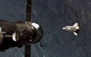 Photo free Earth, orbit, satellite