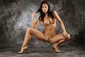 Бесплатные фото Satin Bloom,Lucie B,девушка,модель,красотка,голая,голая девушка