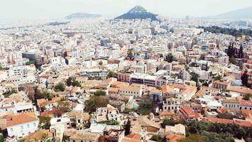 Бесплатные фото улицы,дома,здания,крыши,растительность,вид сверху