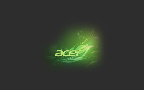 Photo free acer, logo, splash
