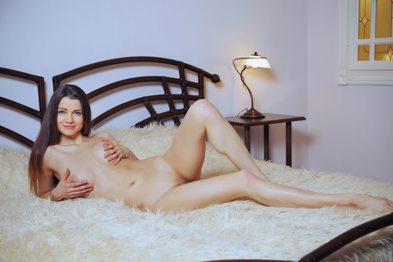 обои Pandora B, модель, красотка, голая картинки фото