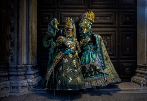 Заставки Венецианский костюм, стиль, венецианская маска