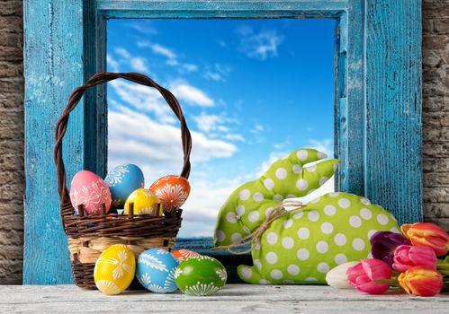 Фото бесплатно с праздником пасхи, весна, пасха