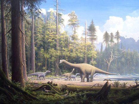 Photo free animals, dinosaur, dinosaurs