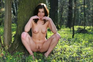 Фото бесплатно сексуальная девушка, голая, Бесс