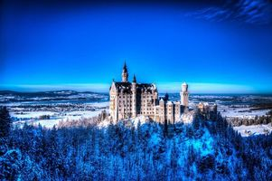 Бесплатные фото Neuschwanstein Castle,Bavaria,Germany,Замок Нойшванштайн,Бавария,Германия