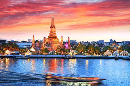 Картинка про столица и самый крупный город таиланда, бангкок