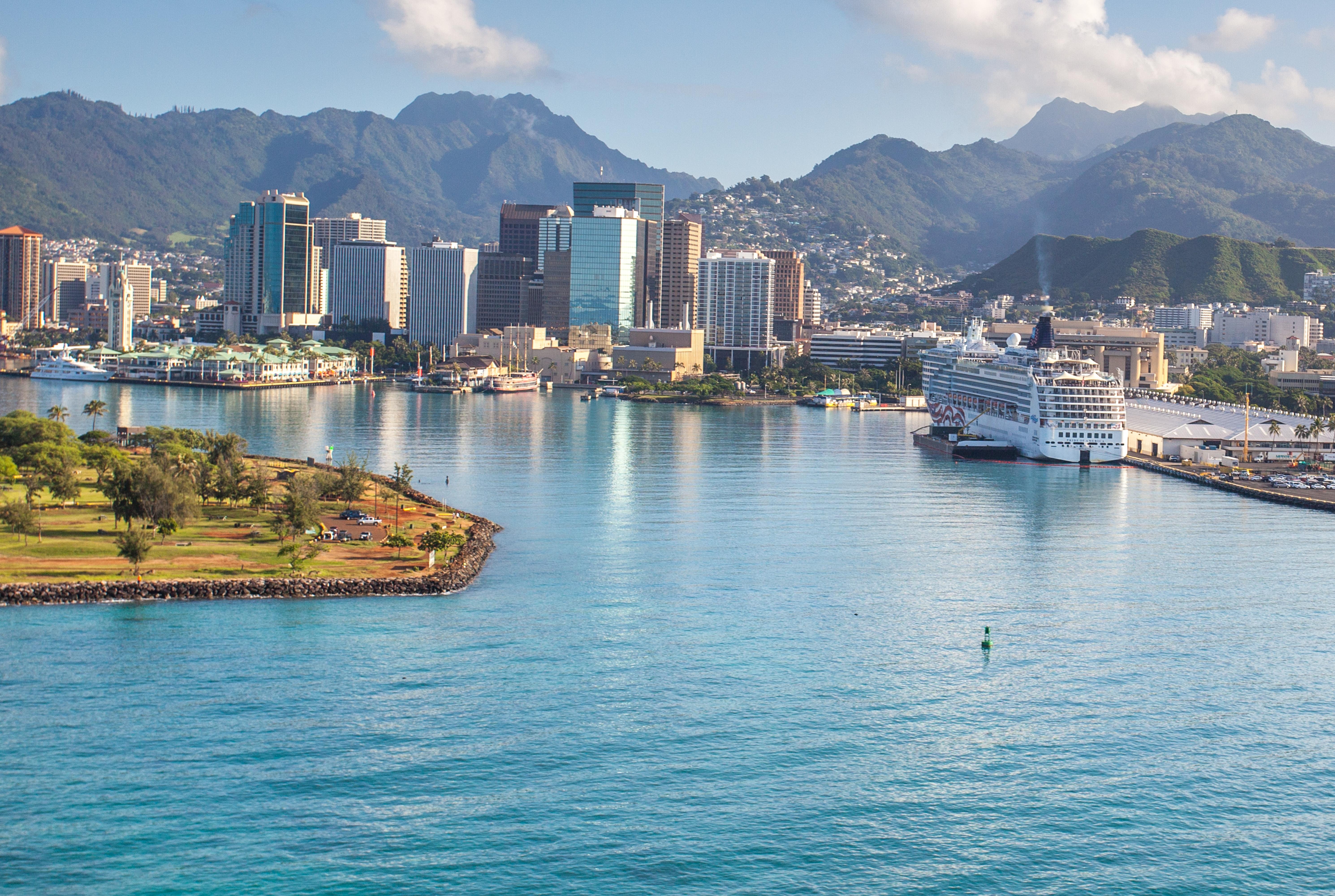 обои Гавайи, Honolulu, Hawaii картинки фото