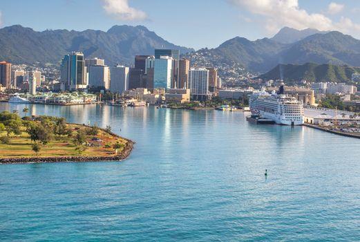 Заставки Гавайи, Honolulu, Hawaii