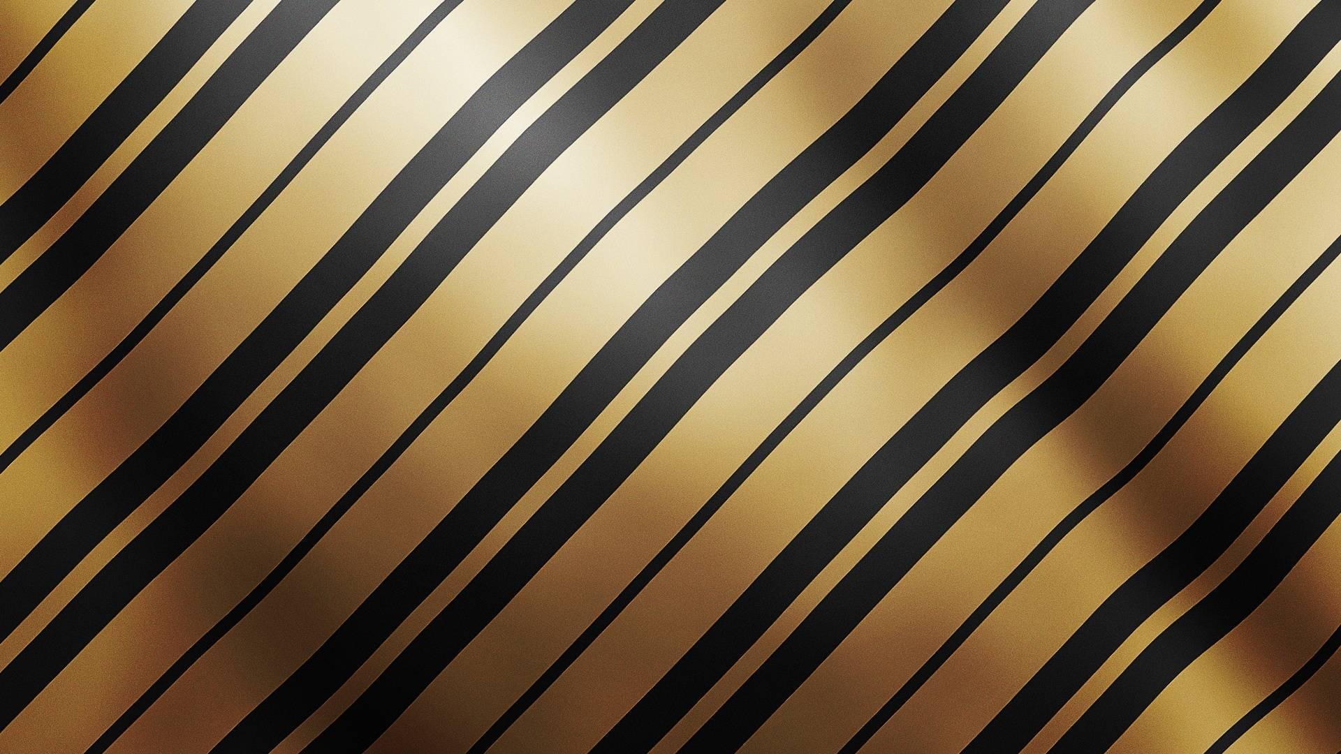 золотой, фон, черный