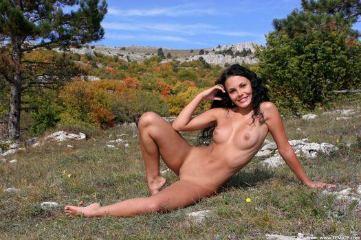 Фото бесплатно обнаженная девушка, Армида, сексуальная девушка