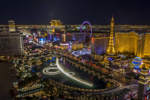 Фото бесплатно город, Лас-Вегас, США