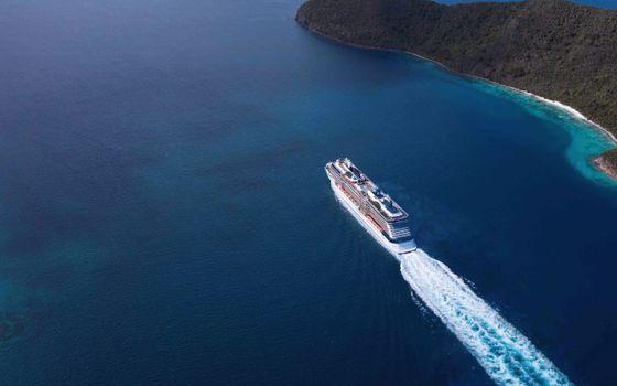 Бесплатные фото судно,лайнер,море,берег