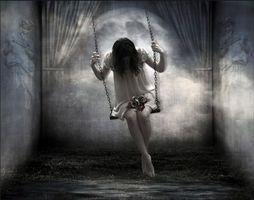 Фото бесплатно сюрреалистическая реальность, фотоманипуляция, девушка