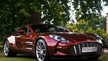 Photo free sports car, speed, aston martin