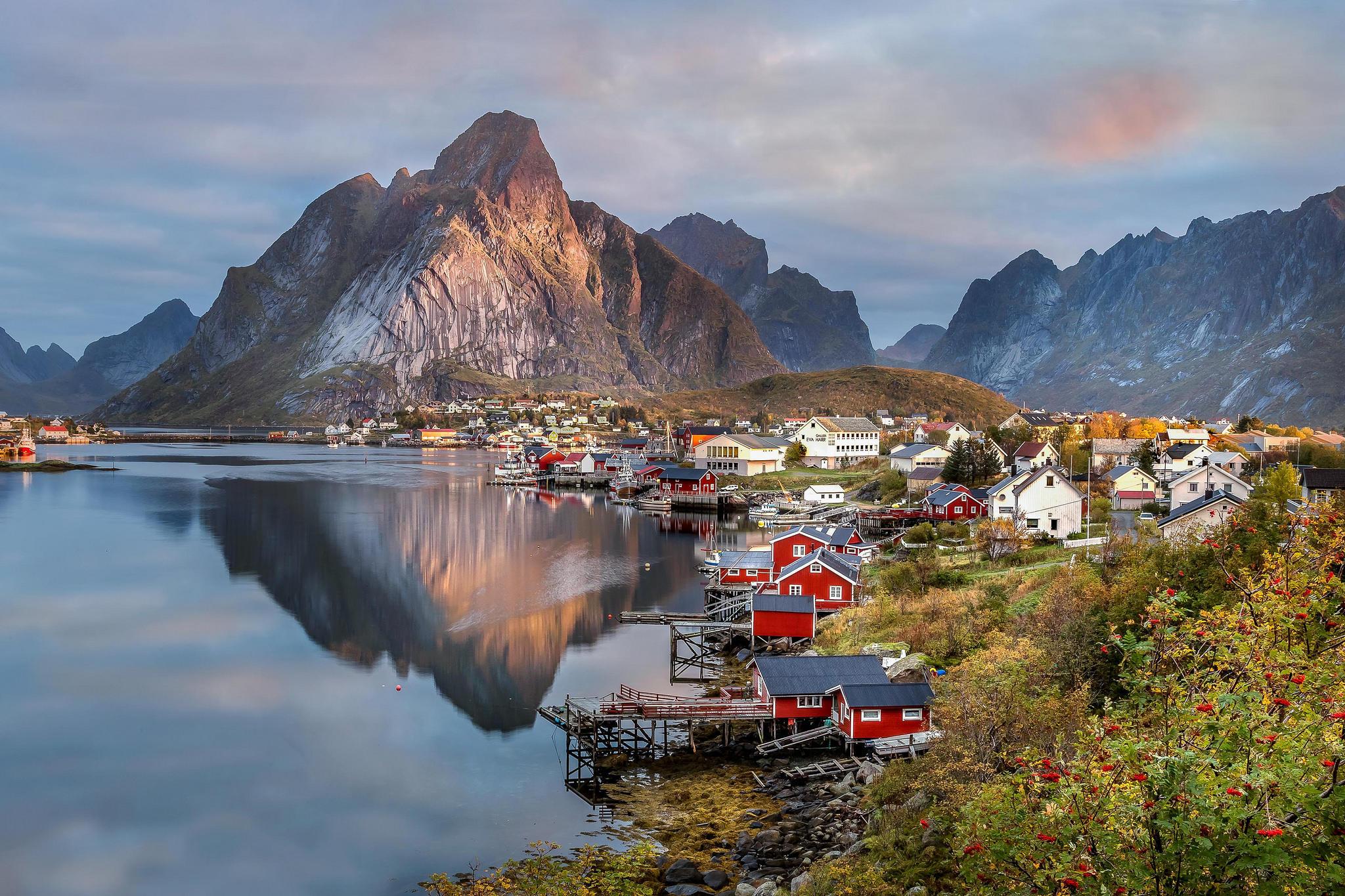 Reine, Norwegen, Lofoten