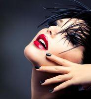 Заставки ресницы, макияж, Анна Субботина