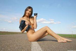 Фото бесплатно голый, Селеста, сексуальная девушка