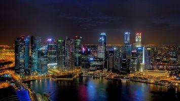 Бесплатные фото Сингапур,Singapore,город