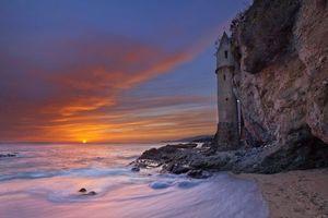 Фото бесплатно California, пляж Виктория, Laguna Beach