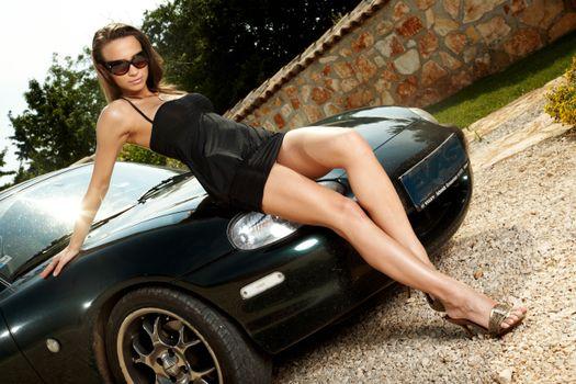 Photo free Agnes B, babe, model