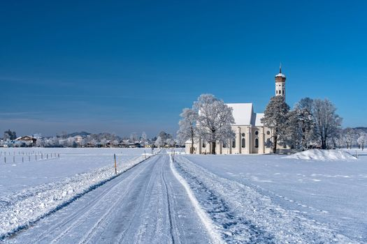 Photo free St Coloman Church, Bavaria, Germany