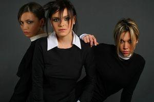 Заставки Участницы группы SEREBRO, девушки, красотки, певицы