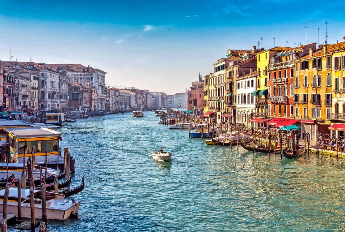 Фото бесплатно Venice, Венеция, Италия, город