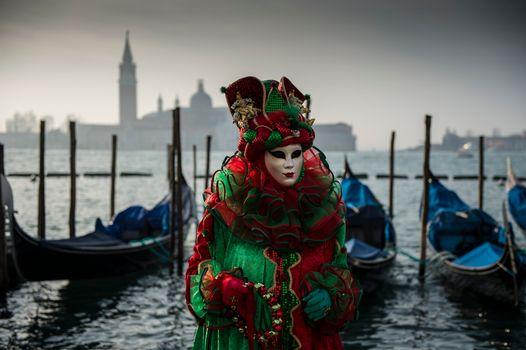 Фото бесплатно венеция, стиль, маска