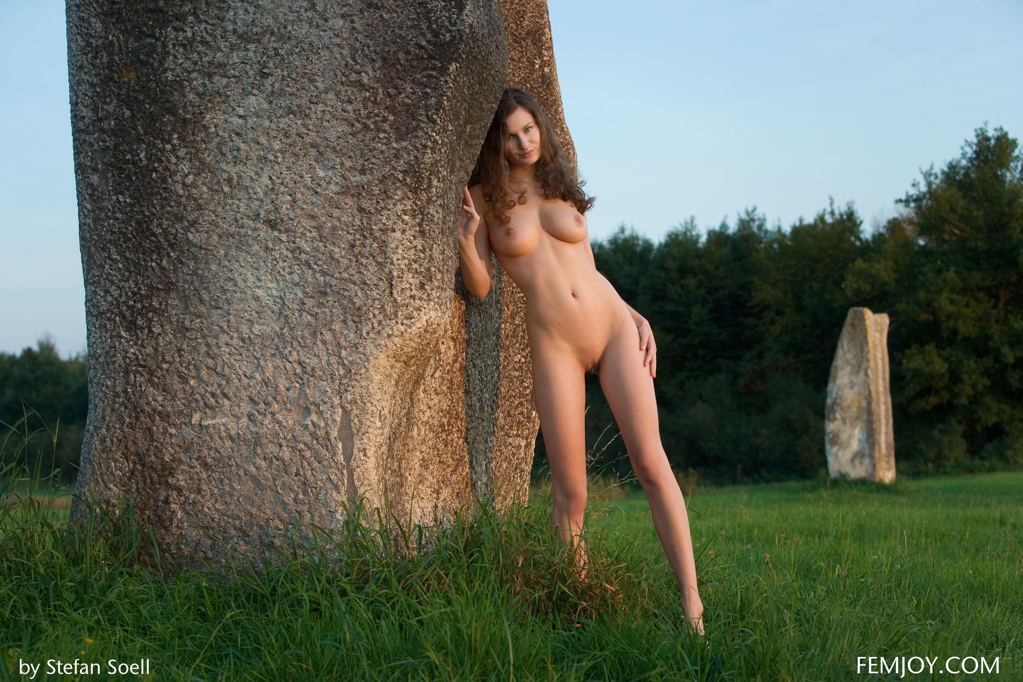 обои Susann, красотка, голая, голая девушка картинки фото