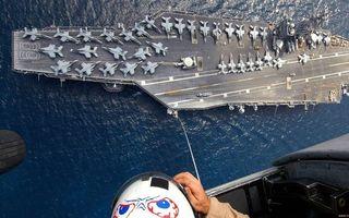 Фото бесплатно палубы, самолетов, надстройки