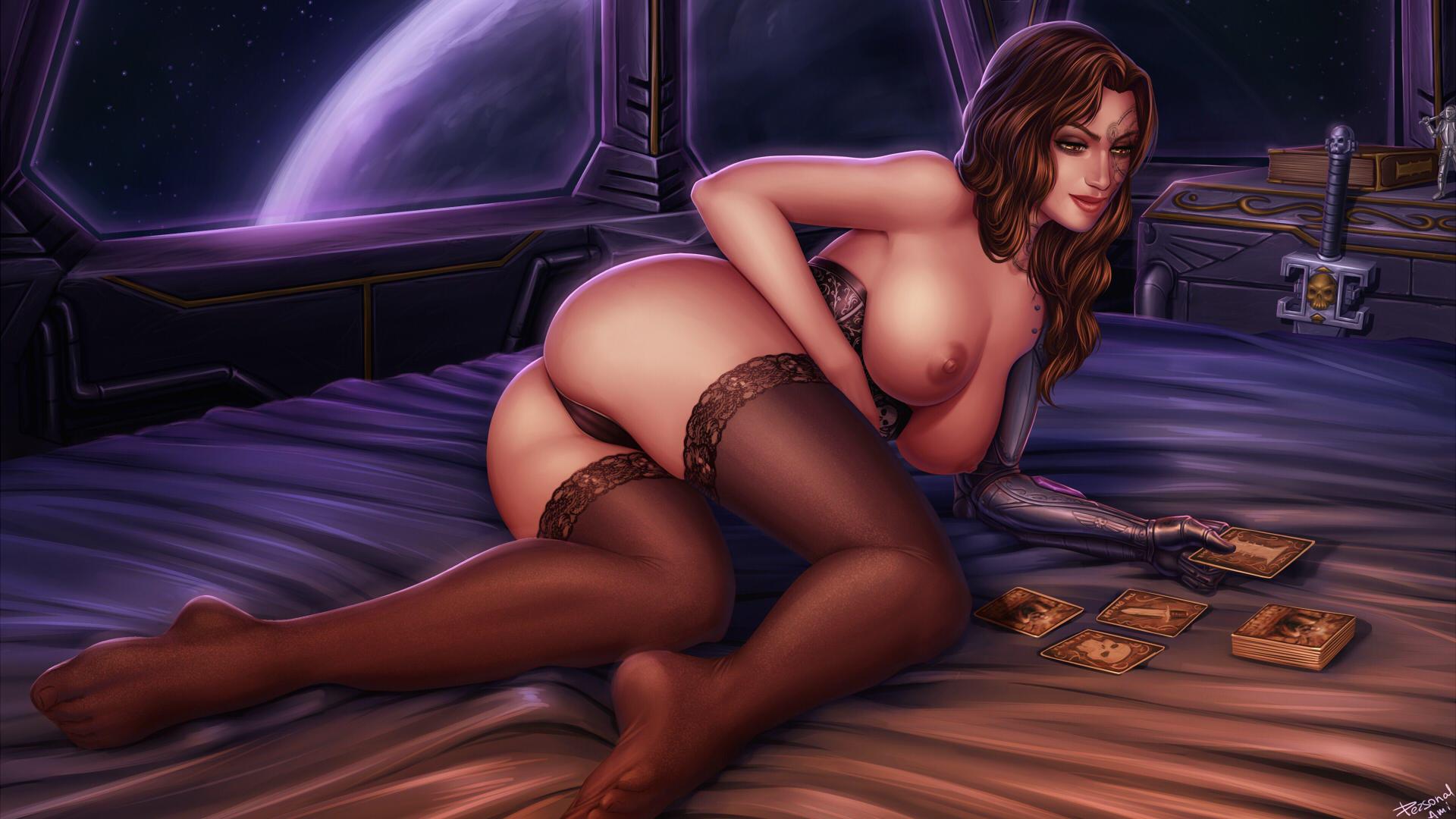 девушки фэнтези эротичные - 3