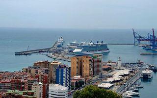 Бесплатные фото море,порт,лайнеры,яхты,горд,дома,улицы