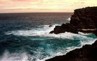 Фото бесплатно побережье, скалы, камни