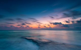 Фото бесплатно море, камень, скала