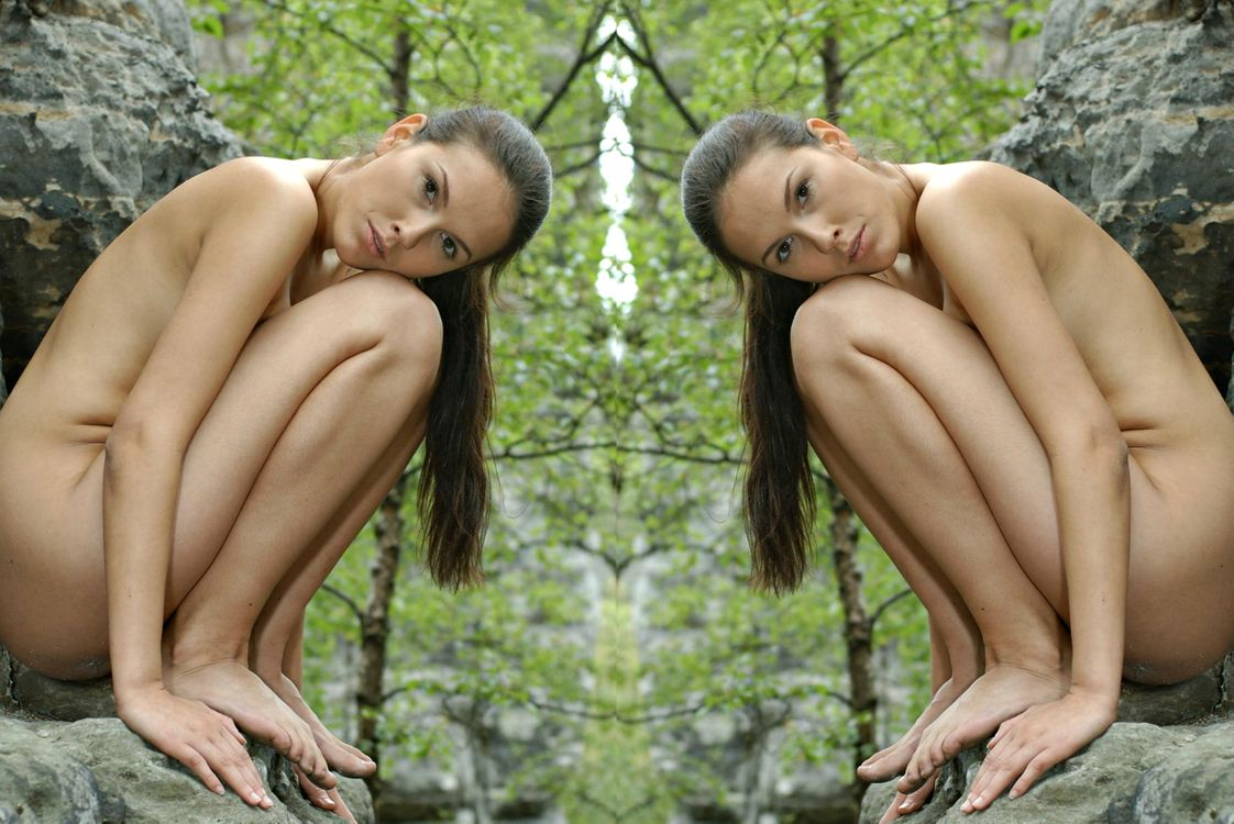 Фото бесплатно Danielle, Meditation, красавица, эротика