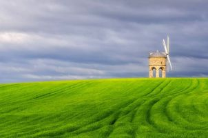 Бесплатные фото Честертон ветряная мельница,Уорикшир,Великобритания,Chesterton Windmill,Warwickshire,UK,поле