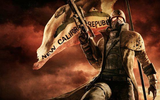 Бесплатные фото воин,шлем,противогаз,плащ,винтовка,флаг