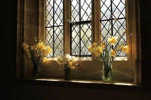 Заставки окно, вазы, ваза