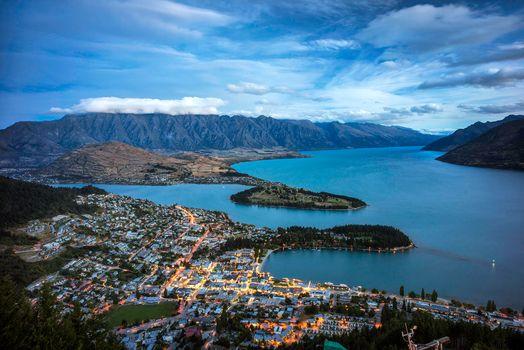 Фото бесплатно Квинстаун, Новая Зеландия, Queenstown