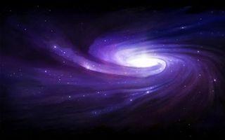 Фото бесплатно черная дыра, поглощение, звезды