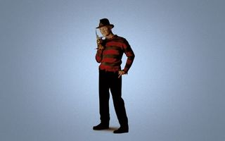 Фото бесплатно фредди крюгер, маньяк, шляпа