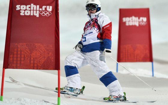 Фото бесплатно олимпийские игры, Сочи, лыжник