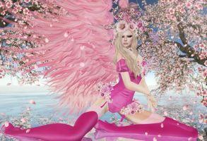 Фото бесплатно фантастическая девушка, ангел, фантастика