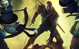 Бесплатные фото ведьмак, воин, мечи, рыцари, доспехи, оружие
