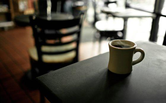 Бесплатные фото кофе,часка кофе,столик,стулья