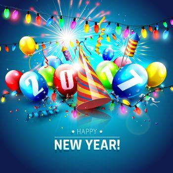 Фото бесплатно 2017, с новым 2017 годом, новогодний фон