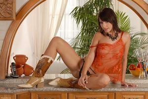 Обои Monika Vesela, Kiki Klement, девушка, модель, красотка